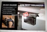Sofa arm rest organizer storage box sofa bag home storage bag tv