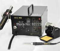 Aoyue 906 Hot Air Rework Solder Station Heat Gun + Electric Soldering iron Repairing System Welding Machine