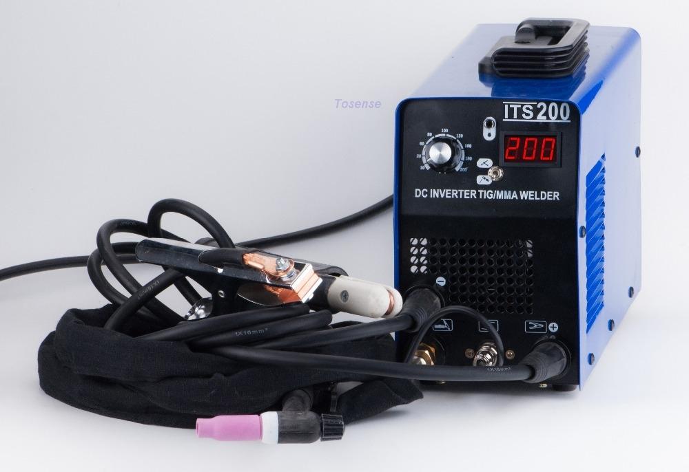 Установка для дуговой сварки Tosense 3,2 200 IGBT /220 WS200 горелки для аргонно дуговой сварки купить