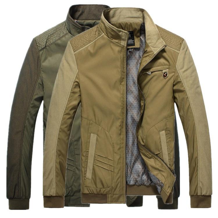 Michley Brand Men'S Casual Winter Warm Jackets And Coats Outdoors Stand Collar Jacket Casaco Masculino Black Khaki Green MW10067(China (Mainland))