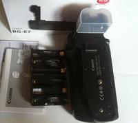 BG-E7 Battery Grip For EOS 7D DSLR Camera LP-E6 Holder BGE