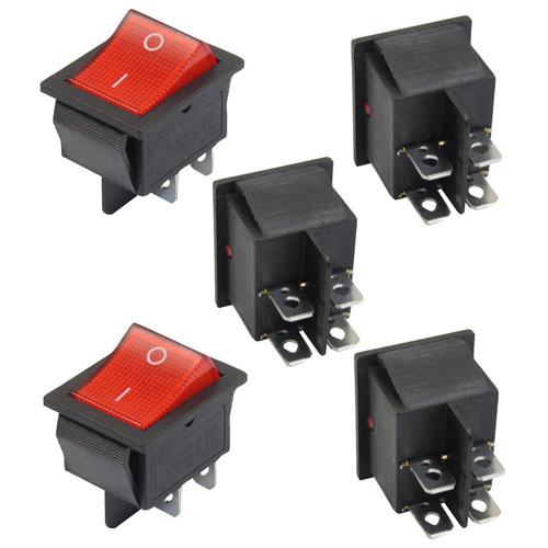 Кулисный переключатель IMC 5 x /dpst 16A/250 20 /125V AC SZGH-CNIM-G007098
