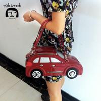 2014 New Designer Women Handbag Car Styling Bag Cute Fashion Cartoon Bag Shoulder BAG Purse