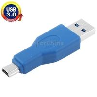 Super Speed USB 3.0 AM to Mini 5-Pin USB Adapter