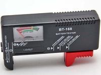 New Universal Digital LCD Battery Tester AA C D 9V 1.5V AAA Button Checker Tester