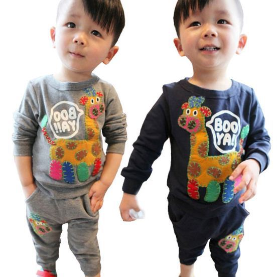 Colorful Cotton Cloth Cotton Clothes Baby Casual