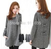 free shipping !Big yards han edition tide female warm render unlined upper garment