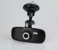100pcs/lot 140 Angle H200 car DVR 1080P G-sensor WDR Pc camera recorder video dashboard camera NOVATEK chipset GS8000