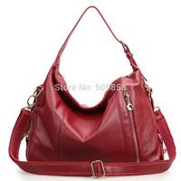 2015New arrival High quality women handbag shoulderbag motocycle bag real leather bag