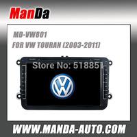 Manda 2 din car dvd for VW POLO/ JETTA/ SCIROCCO/ SHARAN in-dash car dvd  player auto parts