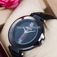 High Quality Waterproof KEZZI Brand Black Leather Strap Watches Women Fashion Rhinestone Dress Watch Ladies Quartz Watch