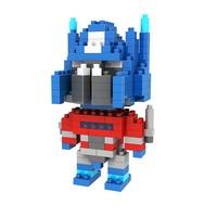 Sales Promotion ! LOZ Blocks Diamond Building Blocks Action Figure Super heroes Minions 3D Bricks Toys / learning Education toys