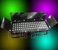 High quality LED wash light experts with dmx, high-power 72 LED wash light