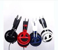 New SteelSeries Siberia V2 Full-Size Headphone Stereo Gaming Headsets free shipp