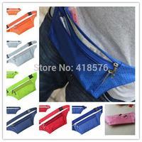 Unisex Fashion Travel Bum Bag Handy Hiking Sport Fanny Pack Waist Belt Zip Pouch pockets