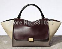 Genuine Leather Women Shoulder Bags Messenger Vintage Elegant High Quality Bag