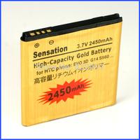Retail BG86100 New battery for HTC G17, G18, G22, EVO 3D,X515M,X515D, Sensation XE,Z715E Series