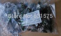 100PCS EACH /LOT FREE SHIPPING Transistor D882 2SD882 + B772 2SB772 3A / 40V