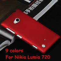 For Nokia Lumia 720 PC Protective Matte hard Back Cover Skin case