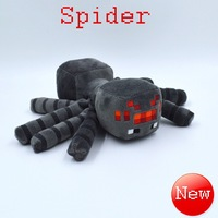 2015 New Spider Plush toys Cheapest Sale High Quality  Game Cartoon Toys 17cm Cartoon Game Toys