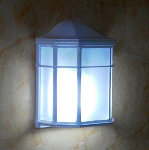 Solaires d 39 clairage gazebo achetez des lots petit prix for Eclairage exterieur balcon