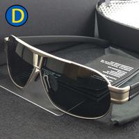 High quality oculos de sol masculino sunglasses men Polarized sun glasses male driving sunglases for men Free shipping