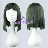 Fate zero Waver Velvet cosplay wig dark green wig