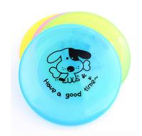 Free Shipping 5pcs/lot Food Grade Plastic Dog Training Frisbee, Fashion Dog Frisbee Toy, Dog Flying Disc, Dog Festival Gift.