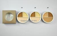 3pcs Wholesale High quality Brand UD professional NK makeup 3 color concealer Urban makeup makeup