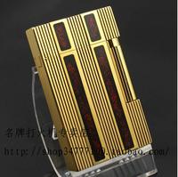 French international brand STDupont / Dupont lighters gilded gold