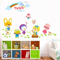 good Flower Wall Stickers Home Decor DIY Adesivo Parede Mural Bedroom Bathroom Decoration Home ABC1023