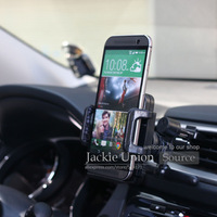 New 360 Car Air Vent Mount Cradle Stand Holder For Mobile Phone Universal Car Holder Stand Airframe Car Phone Holder