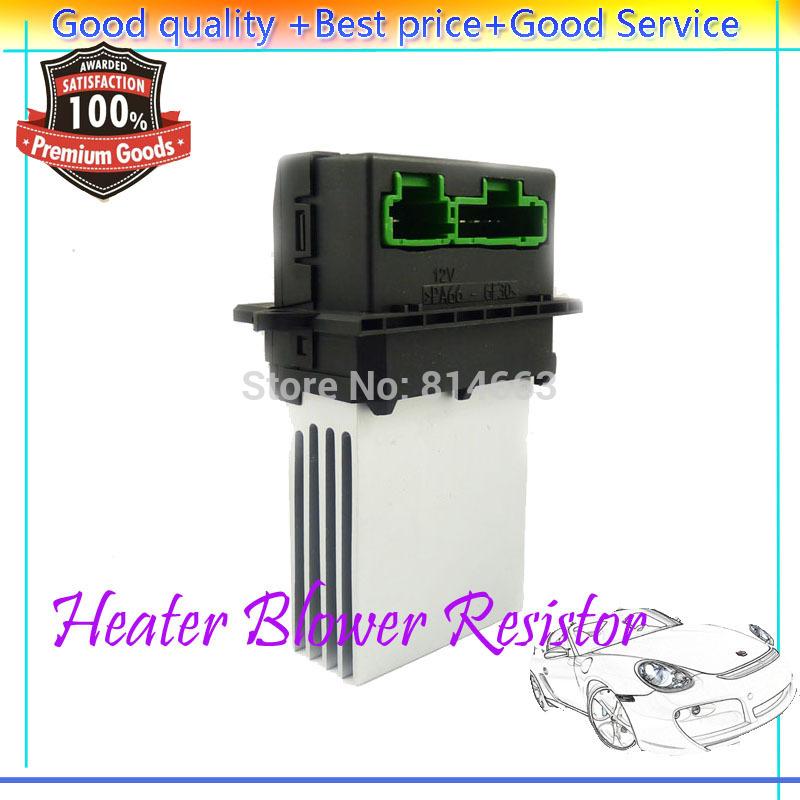 New Heater Blower Resistor 6441 L2 6441W6 For Citroen C2 C3 C5 Peugeot 107 207 607 1007 Renault 1995-2004 (GFJDZPG002)(China (Mainland))