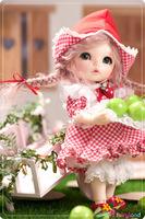1/8 BJD Doll - fairyland pukifee ante