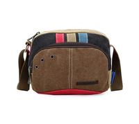 2015 New arrival small canvas bag durable women messenger bags crossbody bag unisex handbag zipper  women handbags shoulder