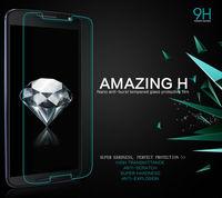 Genuine Nillkin 9H Premium Anti-Explosion HD Tempered Glass Screen Protector Film For Google Motorola Nexus 6 N6 XT1103 XT1100
