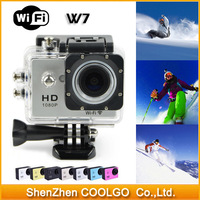 SJ5000 WiFi Sports Cam Full HD 1080P Action Camera Wireless Diving Waterproof Underwater 30m GoPro Style Cam MINI DV Camcorders