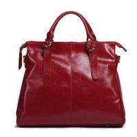 2015 New Genuine Leather Handbag Fashion Women Messenger Bags Shoulder Bags Women Leather Handbag Brand Bag Tote Bolsas 1008