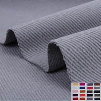Free Shipping 150cm Spring/Antumn Overcoat/Dress/Suit Thick Twill Knitted Fabric 20Colors 50cm/LOT