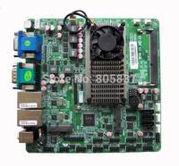 1037U Industrial Motherboard With Dual LAN and dual VGA 10COM