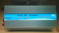 NEW! 1000W 12V-220V micro grid tie inverter for solar home system MPPT function ,high quality and free shipping *