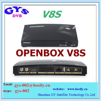 Original Openbox V8S satellite receiver S-V8 support 2xUSB USB Wifi WEB TV Cccamd Newcamd YouTube Weather Forecast Biss Key