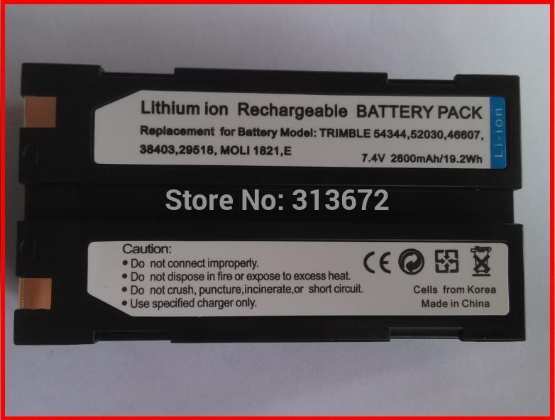 TRIMBLE 54344 Camera Battery For trimble 52030 46607,HP PhotoSmart 912,moli,Molicel MCR1821,Pentax D-Li1 Free Shipping(China (Mainland))