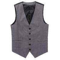 New 2014 Spring Autumn Mens Stylish Design Vest Slim Skinny Casual Waistcoat Sleeveless Business Jacket Size L-XXL Hot Sale
