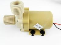 NEW DESIGN Solar Hot Water Circulation Pump Brushless Motor DC 12V
