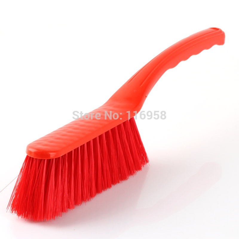 2015 Direct Selling New Cleaning Cooking Tools Thicker Curved Handle Large Brush To Clean Bed J1251(China (Mainland))