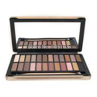 New Arrived Lastest NAKE 4 Makeup Eyeshadow Palette Cosmetics 24 Color NK4 eye shadow Brush Make up Set Free Shipping