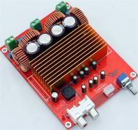 YJ 36VDC TAS5613 + OPA1632DR 2.0 channel class D amplifier board 2*150W