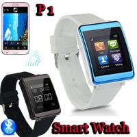 Original P1 Support SIM card Smart Bluetooth Watch Watches Wrist Watch SmartWatch for Support All android phone smartphones