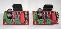 YJ 2pcs/pair +/-35VDC LM3886 2.0 channel power amplifier board 2*50W
